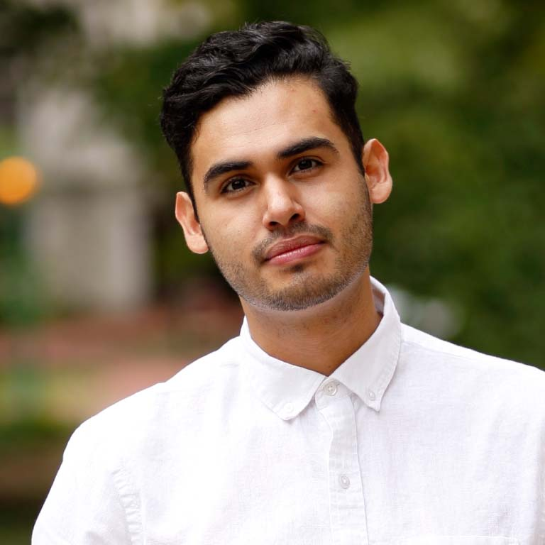 Gabriel Escobedo, Graduate Assistant at La Casa Latino Cultural Center