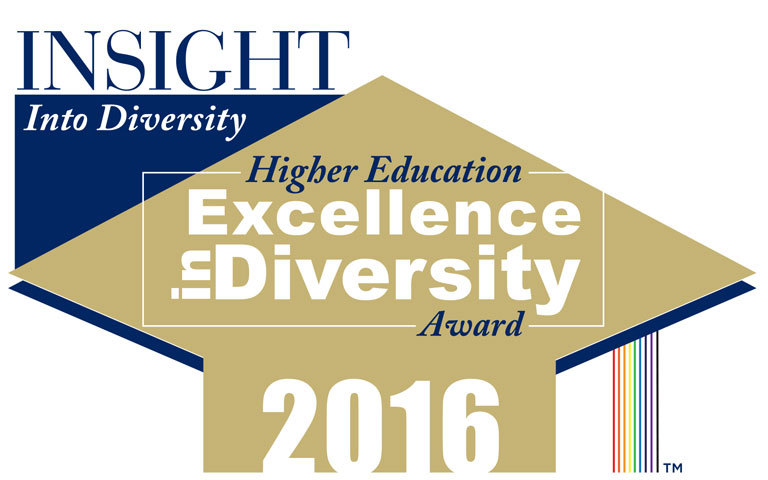Higher Education Excellence in Diversity (HEED) logo.