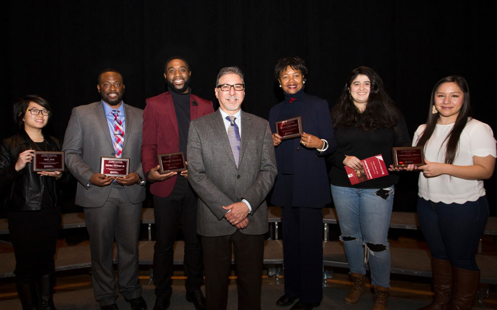 Building Bridges 2018 Recipients