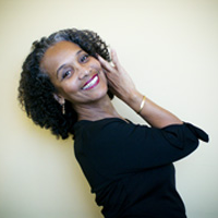 Iris Rosa director of the african american dance company