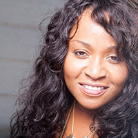 Crystal Taliafero director of IU Soul Revue